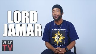 Lord Jamar on Kevin Hart Cheating: He Never Had Girls Before Getting Money (Part 1)