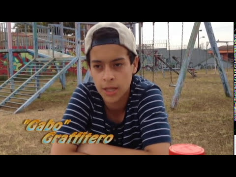 DOCUMENTAL GRAFFITI -  ANIBAL SALAZAR