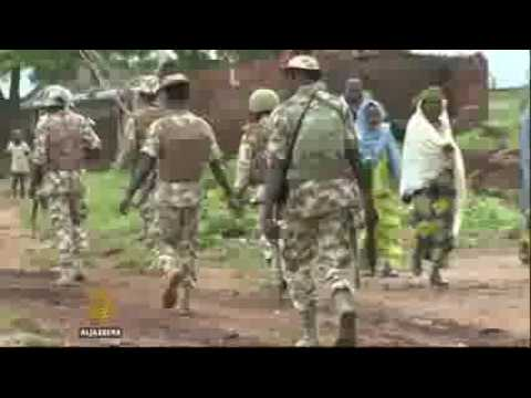 Nigeria's Giwa Barracks   'A place of death