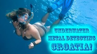 Epic Underwater Metal Detecting 13 Gold Rings Found!