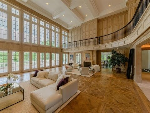 Magnificent New Waterfront Mansion In East Hampton New York Youtube