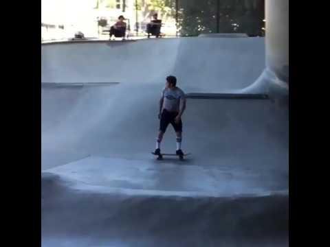 @jaimemateu 😳 📹: @coach_jav1 via @transworldskate | Shralpin Skateboarding