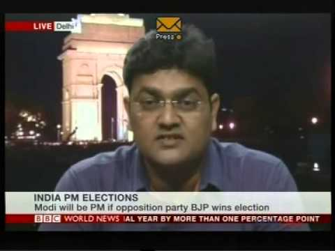 Narendra Modi as BJP PM candidate for 2014, NITIN SRIVASTAVA, Correspondent, BBC News