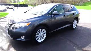 Used 2012 Toyota Venza LE for sale at Honda Cars of Bellevue...an Omaha Honda Dealer!