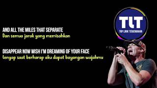 Here Without You - 3 Doors Down Terjemahan Indonesia