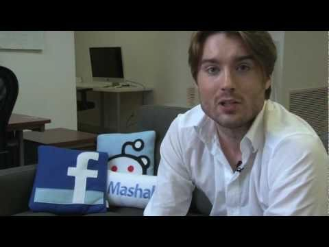 Pete Cashmore On Social Media Day 2011