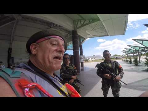 PHILIPPINE ARMY TASK FORCE DAVAO CITY AIRPORT PHILIPPINES MOST FRIENDLY SOLDIERS