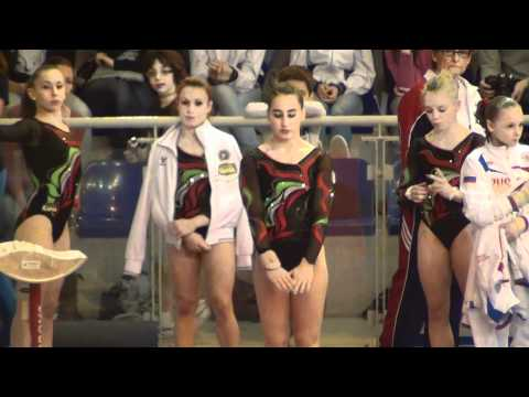 Carlotta Ferlito (ITA) VT - Trofeo Citt di Jesolo 2012