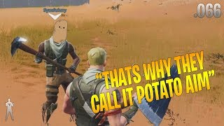 Tfue Reveals The Origin Of 'Potato Aim' | 24 Hour Stream Part 2