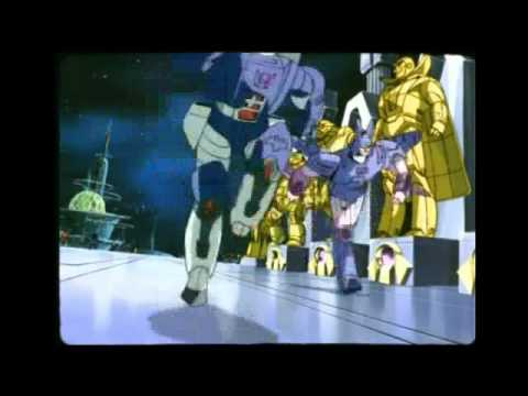 Transformers: The Death of Starscream Fan Edit Scene