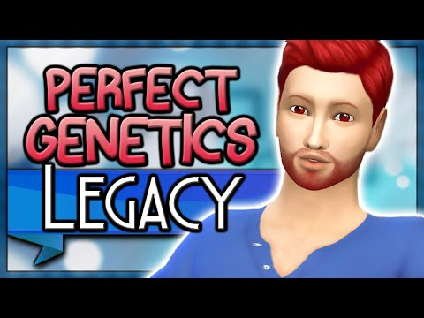The Sims 4 | Perfect Genetics Legacy [S2] | Part 8 - Avery Holmes