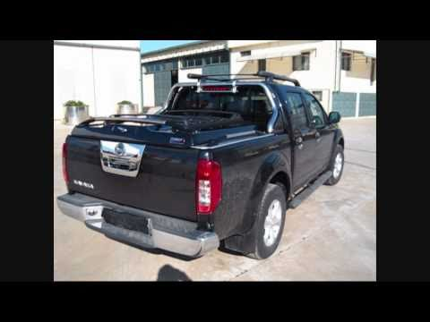 At www.accessories-4x4.com: Nissan Navara D40 2011 tonneau cover 4x4 off road 4wd accessories auto
