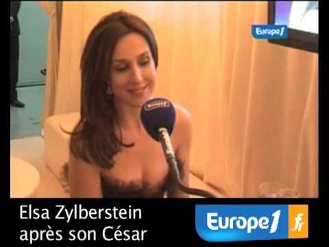 César 2009 :   Elsa Zylberstein sur Europe1