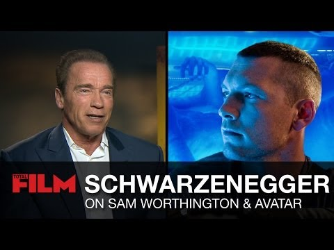 Arnold Schwarzenegger talks Sam Worthington & Avatar 2