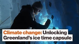 Greenland's ice: A trip back in time to see the future of climate change | Jon Gertner