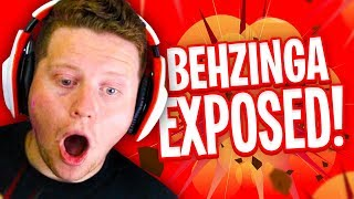 BEHZINGA EXPOSED! (Golf It!)