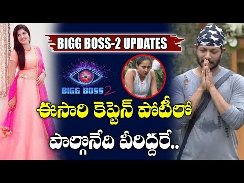 Bigg Boss 2 Telugu Captaincy | Kaushal | Deepthi | Pooja Ramachandran | Y5 tv |