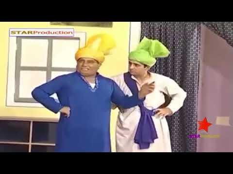 New Punjabi Stage Drama Nasir Chinyoti And Zafri Khan Full Comedy Show 2018