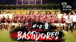 Flamengo estreia com vitória na Copa do Brasil Sub-20. Veja os bastidores