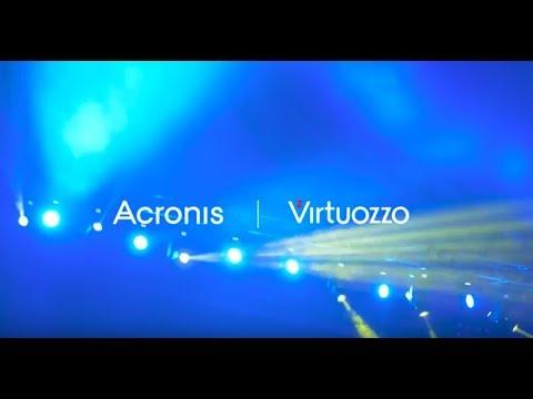 Acronis  & Virtuozzo Innovation Party 2018