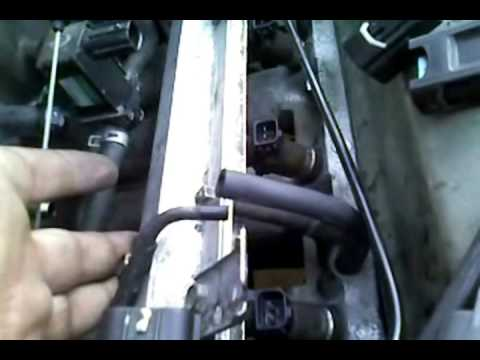 Part 2 of 3: 1998 Honda Accord Fuel Injector Service Repair
