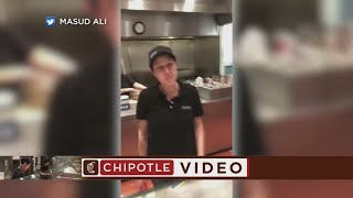 Chipotle Offers Manager Fired After Viral Video Her Job Back