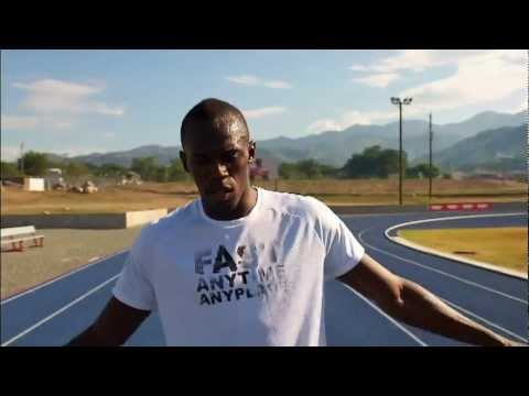 Usain Bolt - How To Win The 100m video