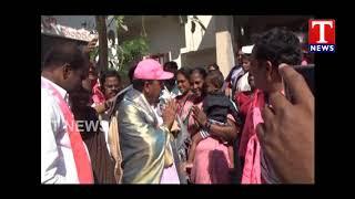 Minister Indrakaran Reddy Election Campaign - Nirmal  Telugu - netivaarthalu.com