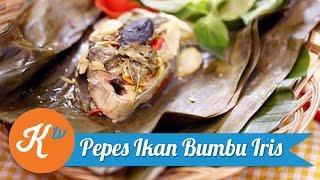 Resep Pepes Ikan Bumbu Iris | CINDY PARAMITHA