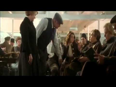 Titanic Deleted Scene: Rose Visits Jack In Third Class. video