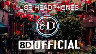 Bazzi ft  Camila Cabello   Beautiful  8D AUDIO   Full 8D Audio 2019