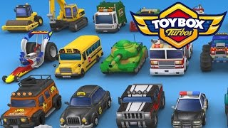 Toybox Turbos - Arcade Race with Model Cars - 1080p 60FPS - Gameplay #01