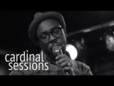Ghostpoet - Run Run Run - CARDINAL SESSIONS