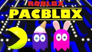 Roblox: Pac Blox / PAC-MAN on Roblox! 👻