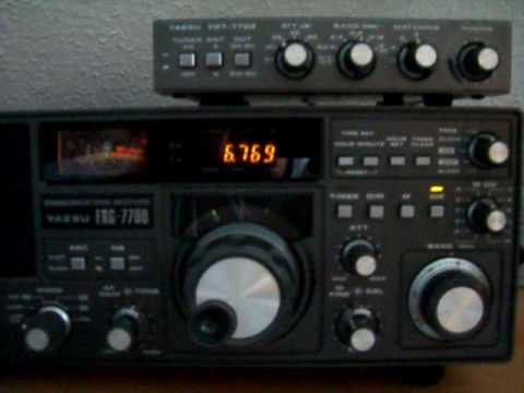 Shortwave Unid 6770khz.AVI