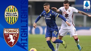 Hellas Verona 3-3 Torino | Six-goal Thriller Ends in Draw! | Serie A TIM