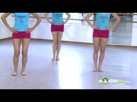 Contemporary Dancing Leg Extensions Image 1