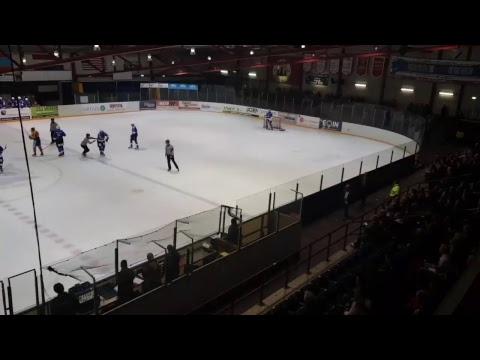 Ron Berteling Schaal // Laco Eaters - Unis Flyers Heerenveen