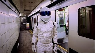 Cross London Race! Stig Vs Clarkson Vs Hammond Vs May | Top Gear | Series 10 | BBC