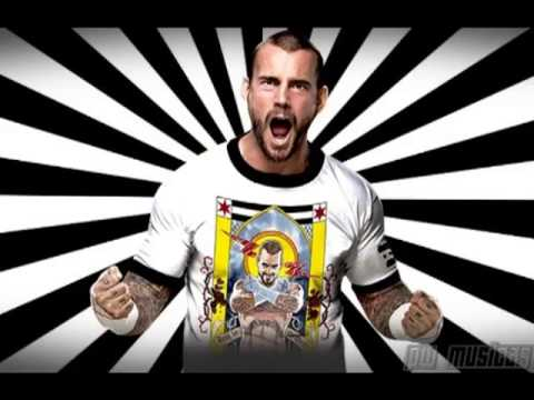 WWE: CM Punk Theme Song 2014 Cult of Personality CD Quality +...