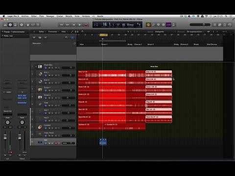 Logic Pro X: La herramienta Marquesina