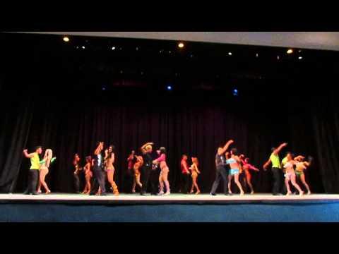 Crash Dance Company El Salvador 10a  Temporada AÑO 2014