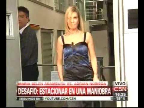 Maria Belén Aramburu Saliendo