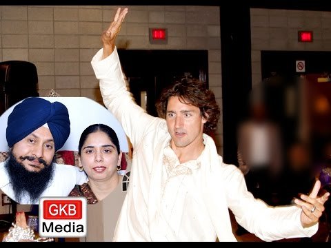 PM Honrable Justin Trudeau's Bhangra♦Official Video♦GKBmedia