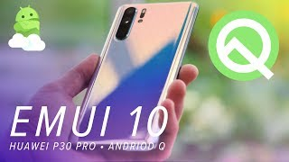 EMUI 10 Leak: Huawei P30 Pro Android Q Features!