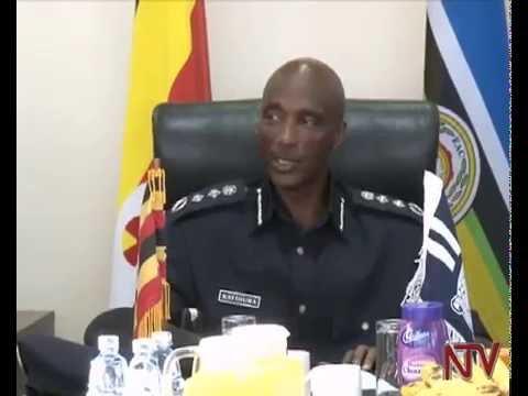 Iran's police chief pledges support to Uganda police.