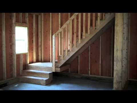 Two story garage gambrel roof how to save money and do for Prefab gambrel roof trusses