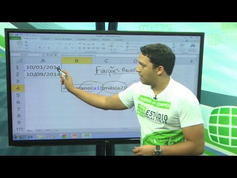 Metrô-DF - Aulão de Excel Gratuito - Aula 04 - Léo Matos