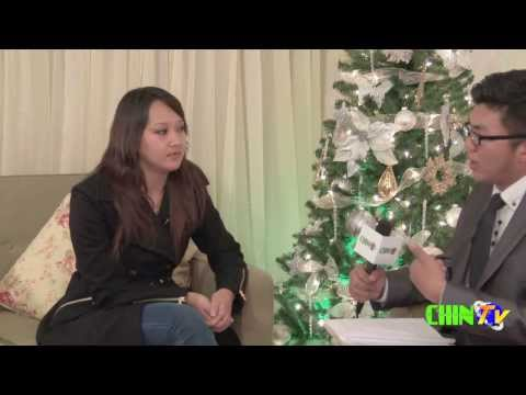 Chin TV Interview With Bethsy Lalrinsangi