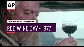 Red Wine Day - 1977 | The Archivist Presents | #169